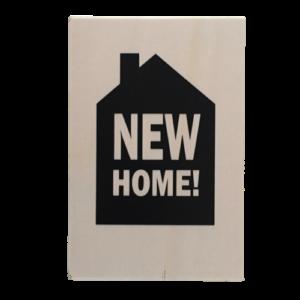 houten kaart New Home