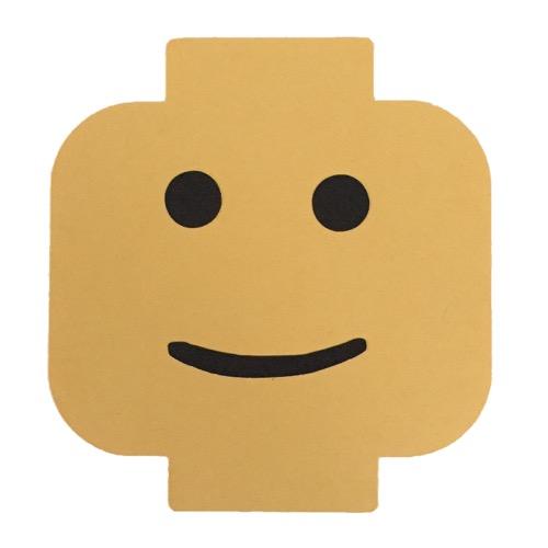 kaart lego