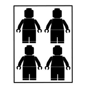muursticker-lego