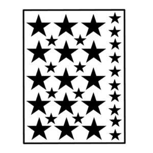 muurstickers-sterren