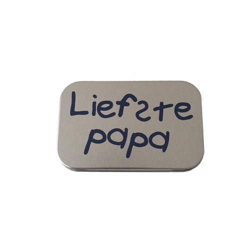 Doosje liefste papa