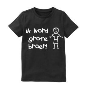 T-shirt grote broer