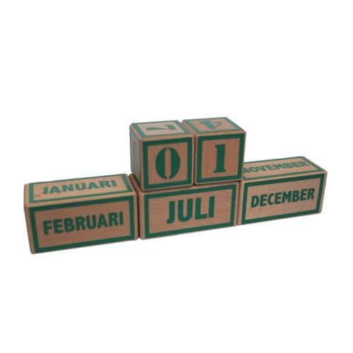 kalender hout