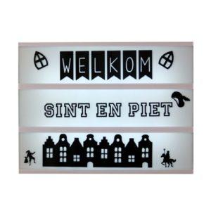 Lightbox Sinterklaas