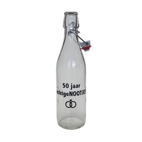 fles echtgenoten