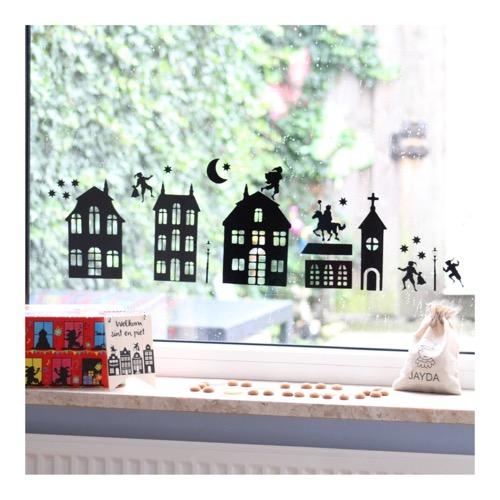Huisjes Sinterklaas