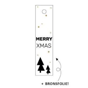 Cadeaukaartje kerst