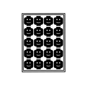 Stickers Lego