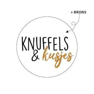 Sticker Knuffels & kusjes