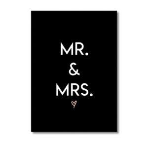 kaart trouwen