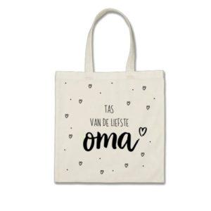 Tas voor oma