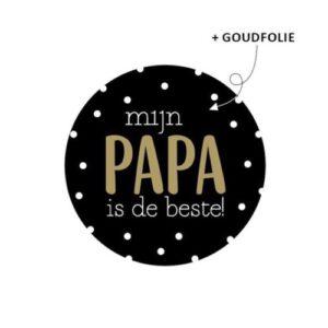 sticker papa